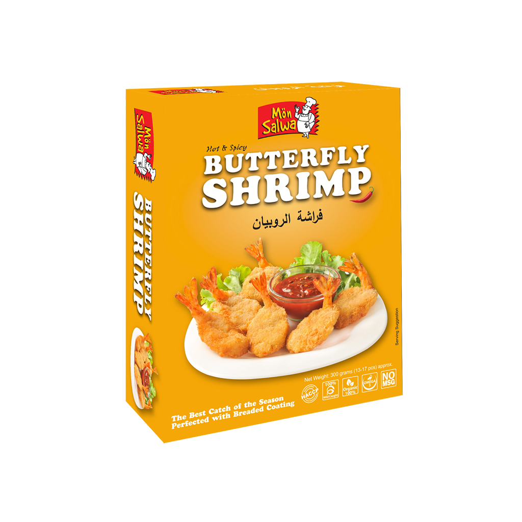 Butterfly Shrimps