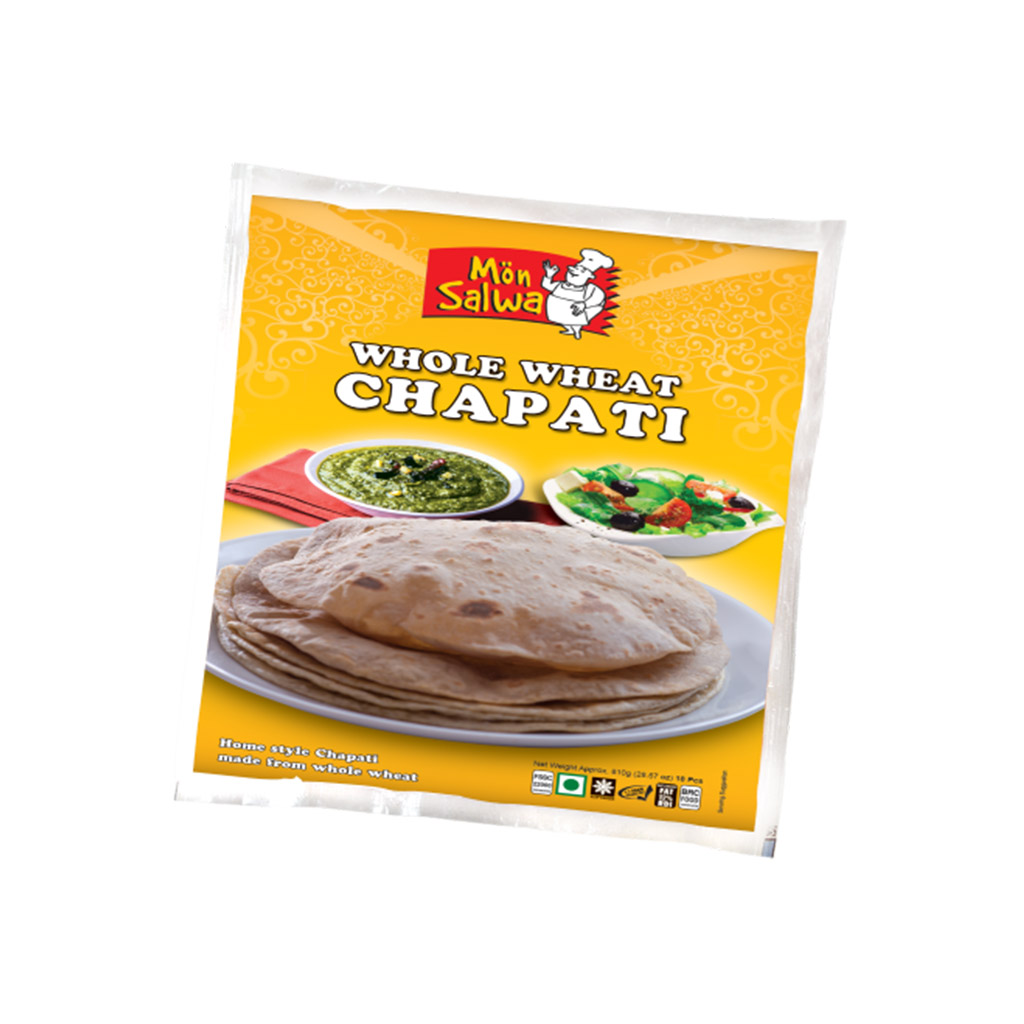 Wholewheat Chapati