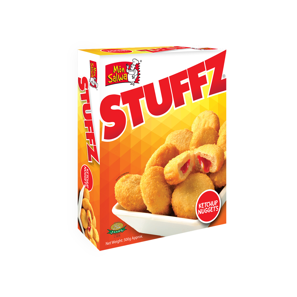 Stuffz Ketchup Nuggets